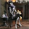 Lifesize Chrome Skeleton