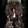 Lifesize Game of Thrones Iron Throne