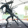 Lifesize Queen ALIEN Statue - Stands 16 Feet Tall!