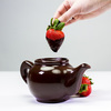 Lifesize Working Chocolate Teapot