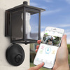 Light Socket Powered Wi-Fi Security Camera