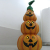 Lighted Pumpkin Soap Dispenser