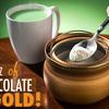 Luck O' the Irish - Green Hot Chocolate