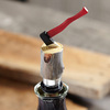 Lumberjack Bottle Stopper