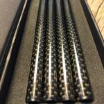 Lustir Carbon Fiber Reusable Drinking Straws
