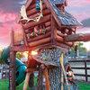 Luxury Log Cabin Tree Lodge