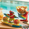 Margaritaville Parrot Serving Bowl