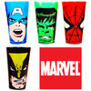 Marvel Comics Big Face Tumblers