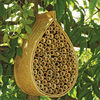 Mason Bee House - Attract Nature's Best Non-Stinging Pollinators To Your Garden