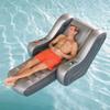 Massaging Pool Lounger