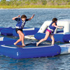 Massive Floating Obstacle Course