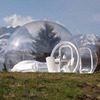 Massive Inflatable Bubble Tent