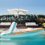 Massive Inflatable Mega Yacht - 13 Feet Long!