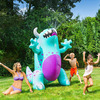 Massive Inflatable Monster Yard Sprinkler