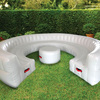 Massive Inflatable Outdoor Party Sofa - Seats 30 Guests!