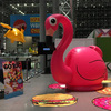 Massive 11 Foot Tall Inflatable Pink Flamingo