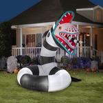 Massive Inflatable Sandworm from Beetlejuice