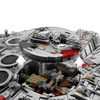 Massive LEGO Star Wars Millennium Falcon - 7,541 Pieces!