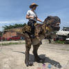 Massive Ride On Tyrannosaurus Rex Costume