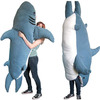 Massive Shark Sleeping Bag