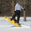 Mattracks Powerboard - Gas-Powered Motorized Snowboard