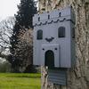 Medieval Bat Castle