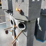 Medieval Castle Birdhouse