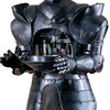 Medieval Suit of Armor Bar and Drink Server