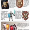 Medieval Weapon Art Catalog