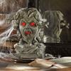 Medusa Animated Halloween Bust