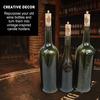 Merlot Scented Wine Cork Candles