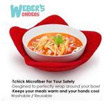Microwave Soup Bowl Holders / Hand Protectors / Trivets