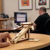 Miniature Ballista Kit - Wooden Desktop Warfare