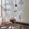 Miniature Distilling Machine - Turn Wine into Brandy & More!