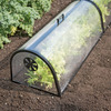 Miniature Greenhouse Garden Row Tunnels