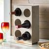 Minimalist Concrete Wine Bottle Holder