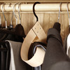 Mobe Accessories Hanger for Ties, Scarves, Belts, and More