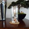 Modern Transcend Oil Lamp