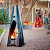 Modfire - Modern Outdoor Fireplace