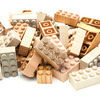 Mokulock - Natural Wooden Interlocking Building Bricks