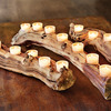 Napa Valley Grapevine Candleholder