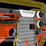 NERF M41A Pulse Blaster from ALIENS