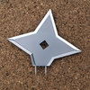 Ninja Throwing Star Thumbtacks