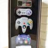 Nintendo Controller History Shadow Box
