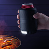 Nite Ops Tactical Can Cooler With LED Light
