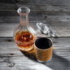 Oak Tumbler - Adds Oak Aged Flavor to Bourbon or Wine