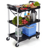 Olympia Tools Pack-N-Roll - Collapsible Utility Cart