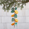 Oranges / Fruit Bird Feeder - Attracts Orioles, Cardinals, Robins, and More