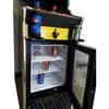 Pac-Man Pixel Bash Chill - 32 Game Arcade w/ Built-In Mini Fridge