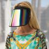 Reflective Full Face Visor / Privacy Shield